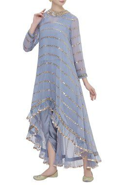 Party Wear Heavy Kurtis For Marriage (175)