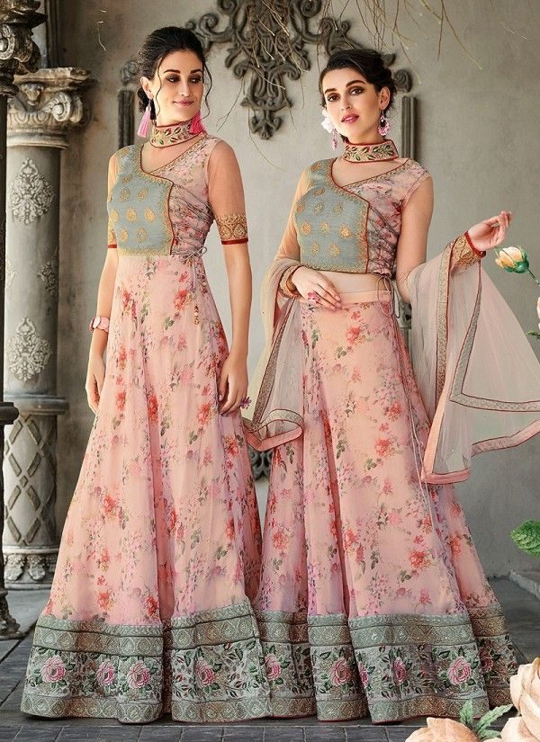 Party Wear Heavy Kurtis For Marriage (179)