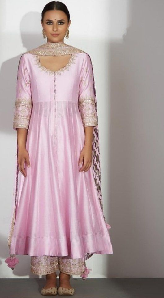 Party Wear Heavy Kurtis For Marriage (186)