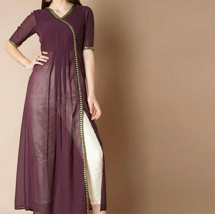 Party Wear Heavy Kurtis For Marriage (188)