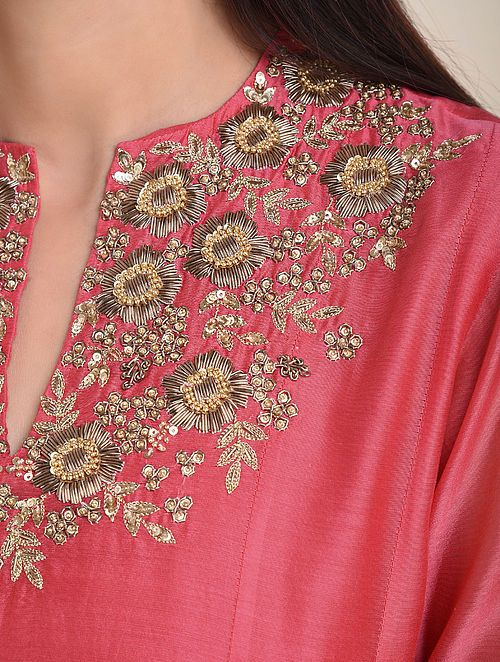 Party Wear Heavy Kurtis For Marriage (191)