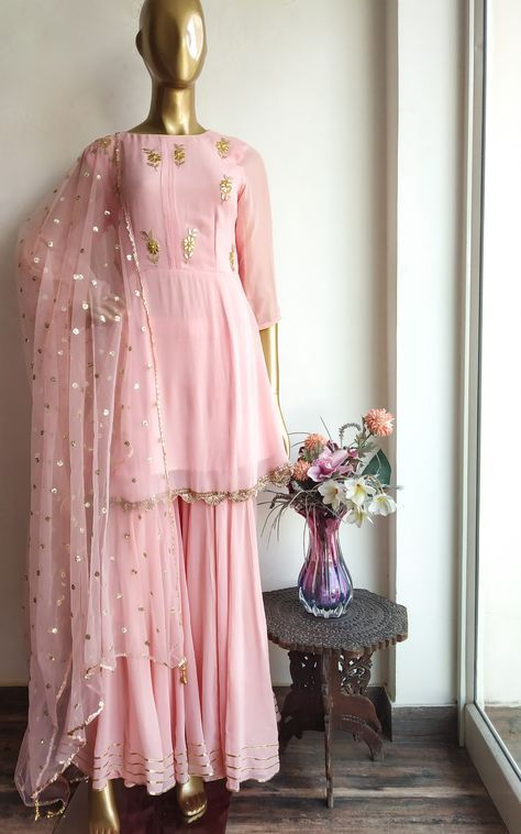 Party Wear Heavy Kurtis For Marriage (193)