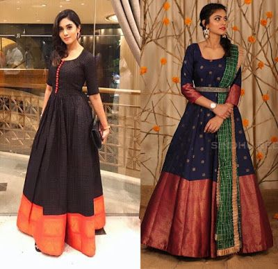 Party Wear Heavy Kurtis For Marriage (202)