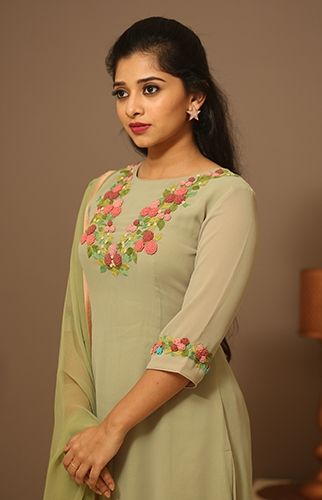 Party Wear Heavy Kurtis For Marriage (208)