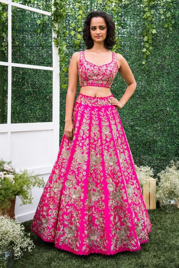Party Wear Heavy Kurtis For Marriage (214)