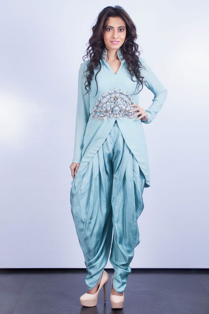 Party Wear Heavy Kurtis For Marriage (217)
