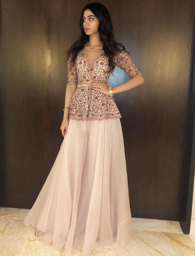 Party Wear Heavy Kurtis For Marriage (24)