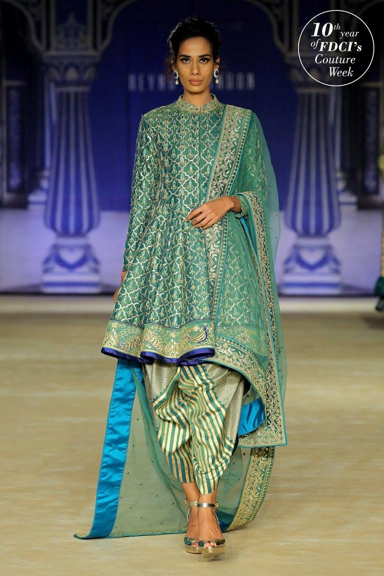 Party Wear Heavy Kurtis For Marriage (30)