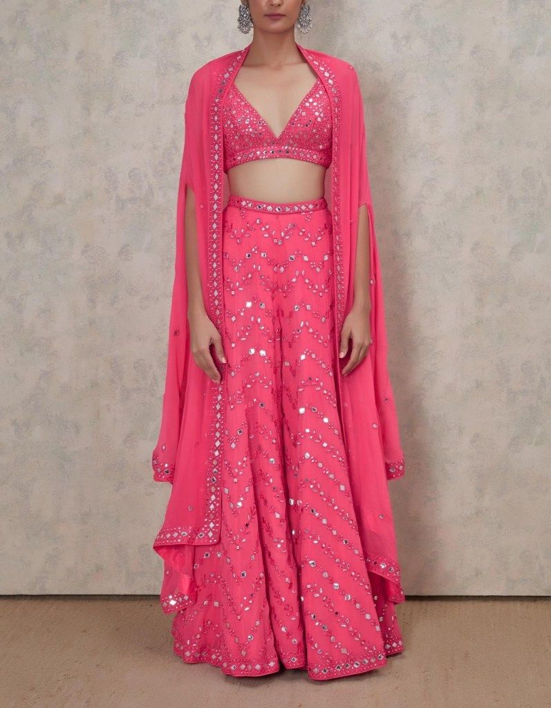 Party Wear Heavy Kurtis For Marriage (34)
