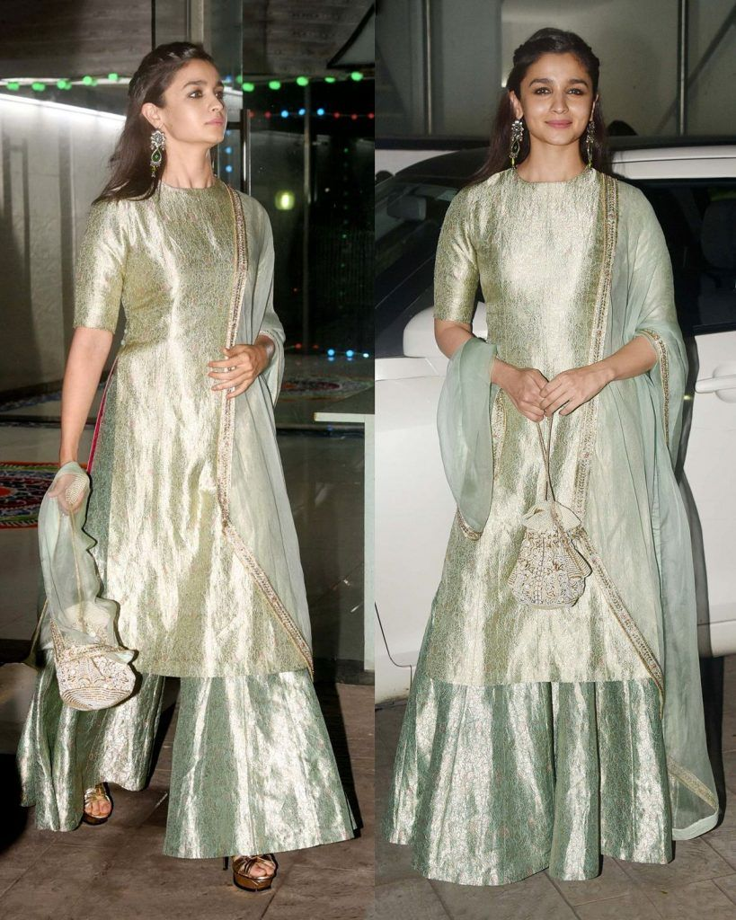 Party Wear Heavy Kurtis For Marriage (39)