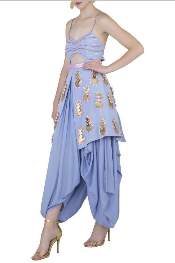 Party Wear Heavy Kurtis For Marriage (44)