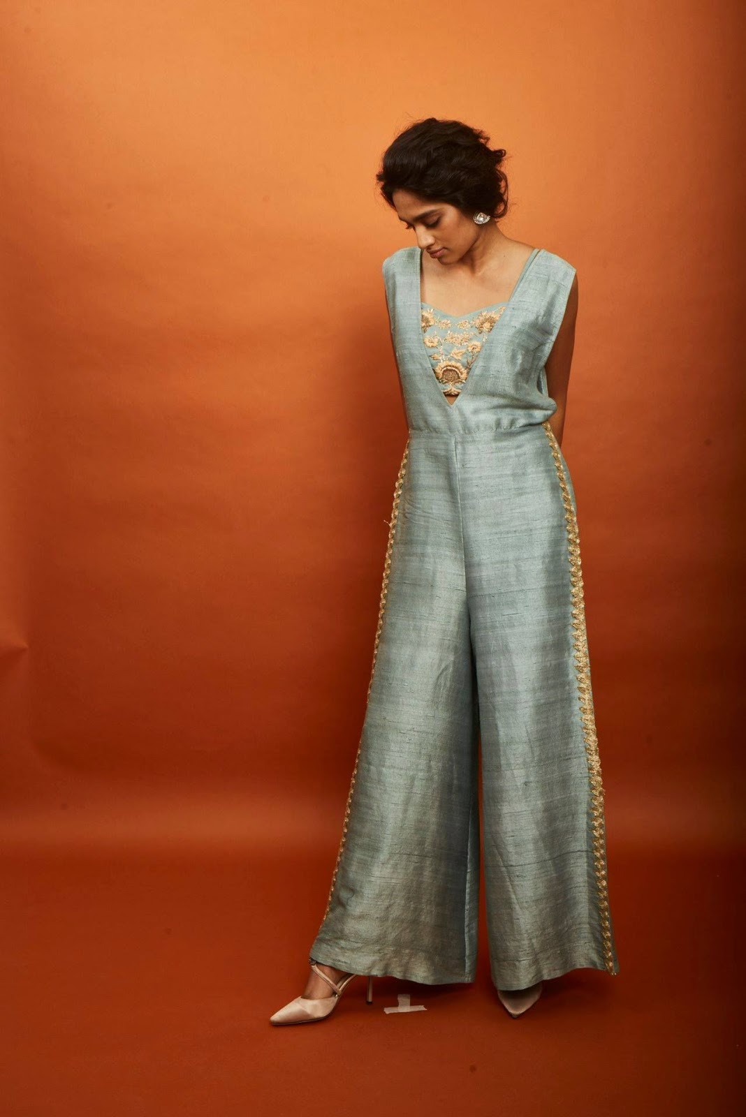 Party Wear Heavy Kurtis For Marriage (5)