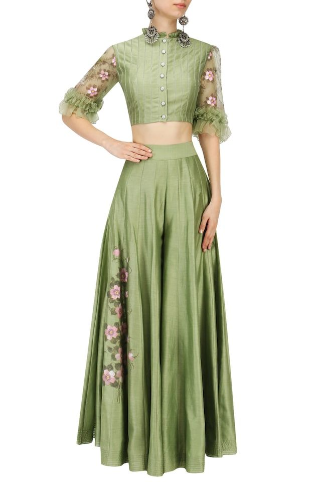 Party Wear Heavy Kurtis For Marriage (52)
