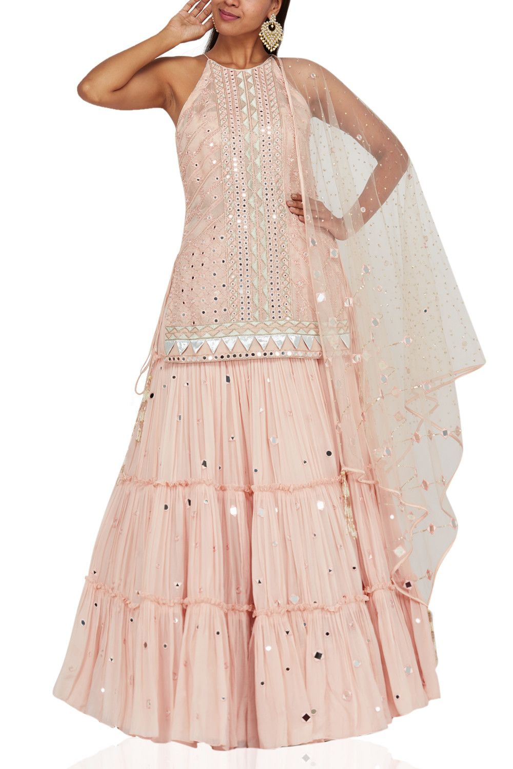Party Wear Heavy Kurtis For Marriage (55)