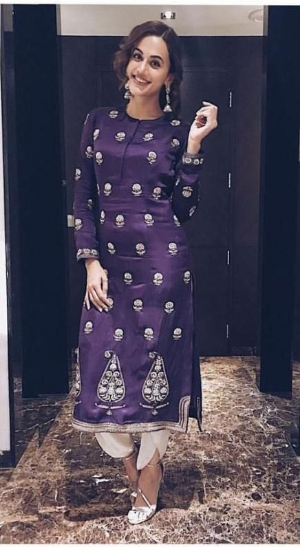 Party Wear Heavy Kurtis For Marriage (81)