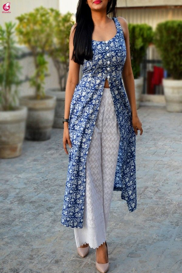 Party Wear Heavy Kurtis For Marriage (88)