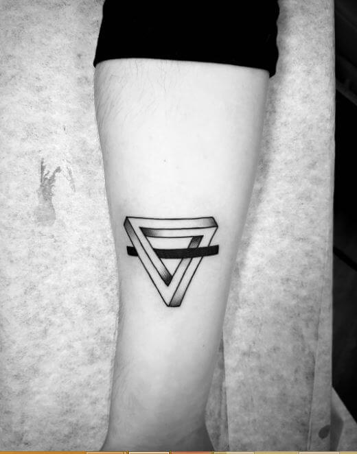 Simple Forearm Tattoo