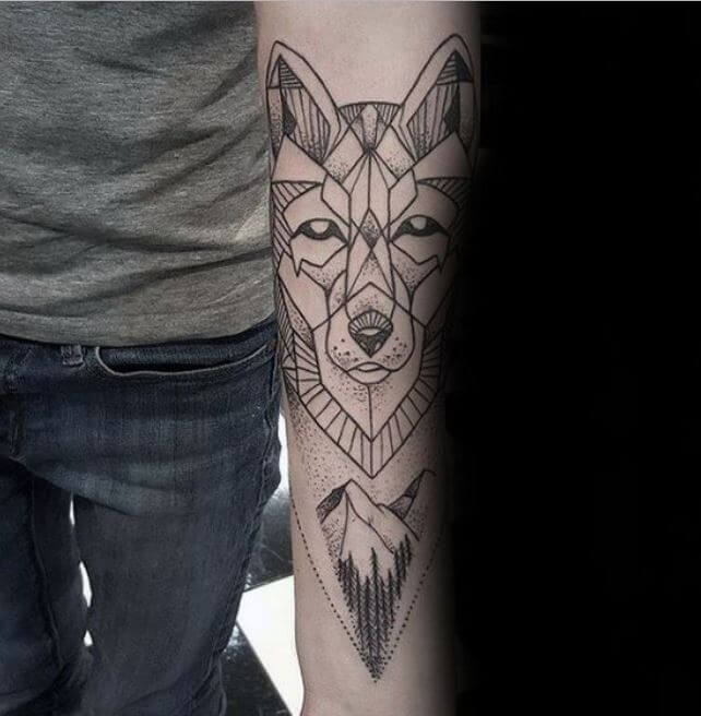 Simple Tattoos For Men On Forearm