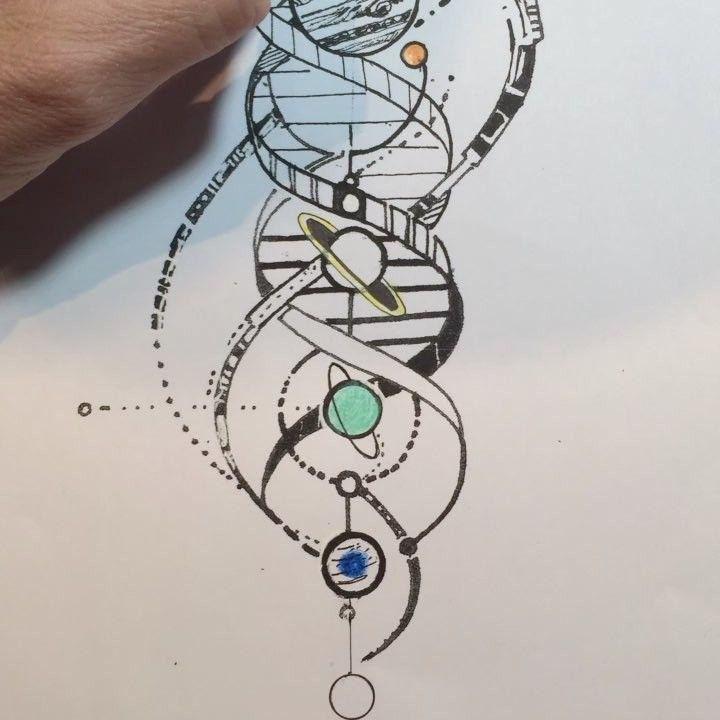 Spiritual Awakening Tattoos Symbol Sign (111)