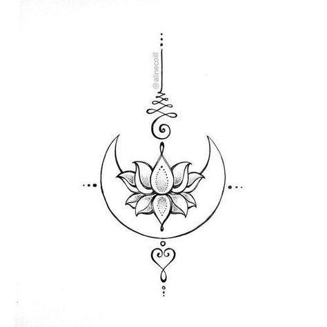 Spiritual Awakening Tattoos Symbol Sign (145)
