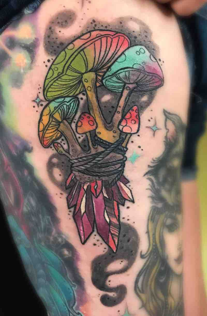 Spiritual Awakening Tattoos Symbol Sign (148)
