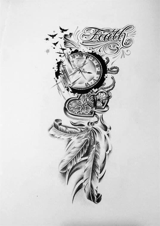Spiritual Awakening Tattoos Symbol Sign (158)