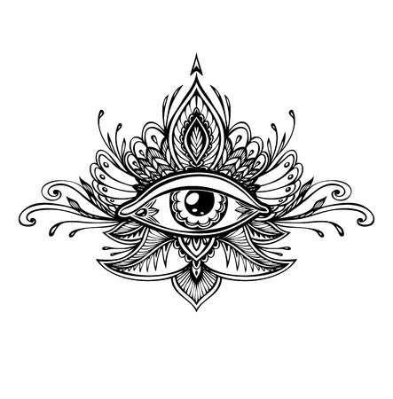 Spiritual Awakening Tattoos Symbol Sign (192)