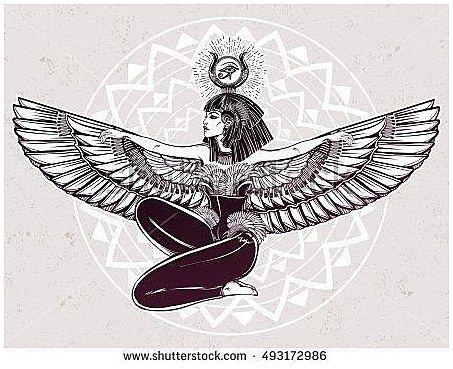 Spiritual Awakening Tattoos Symbol Sign (209)