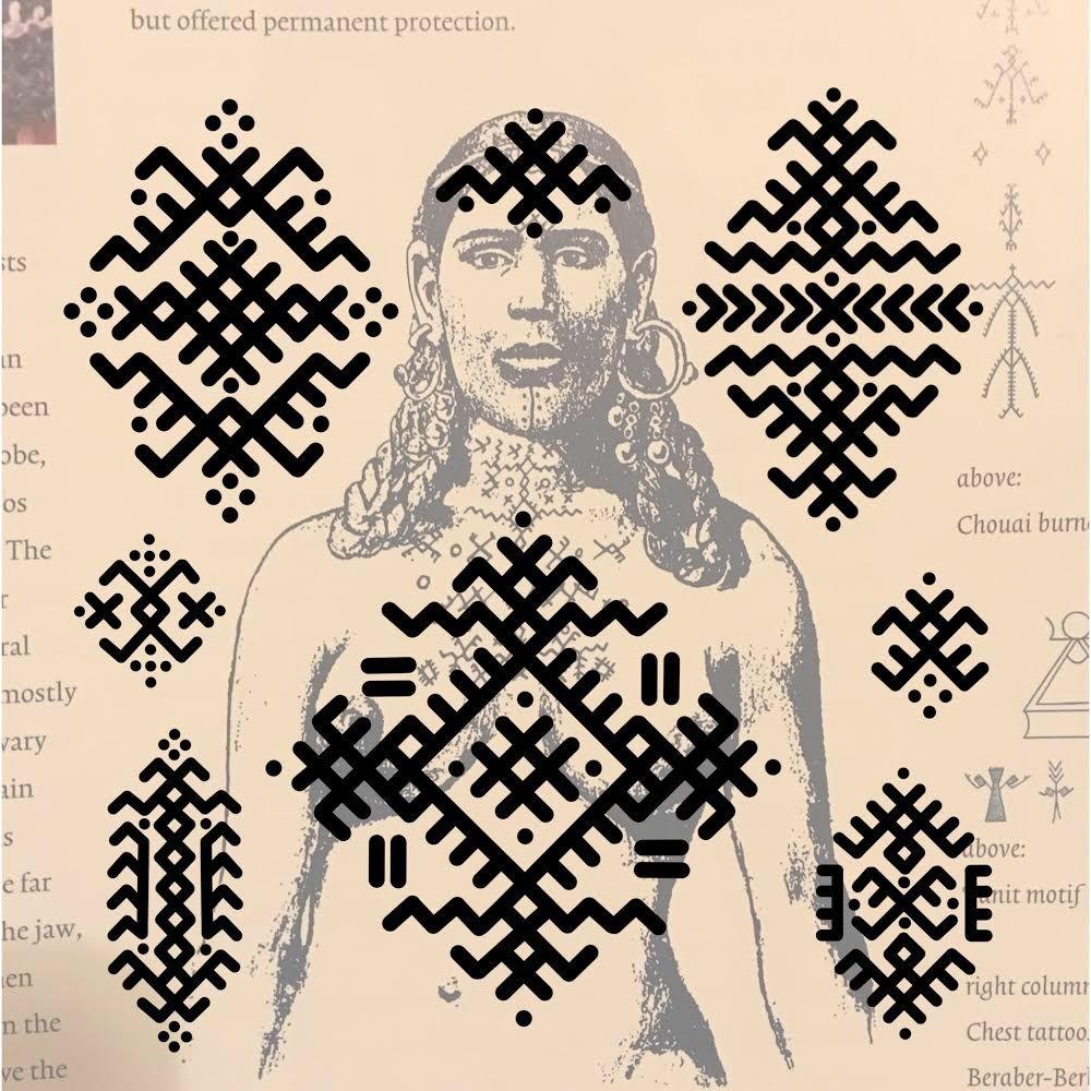 Spiritual Awakening Tattoos Symbol Sign (215)
