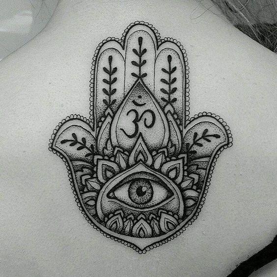 Spiritual Awakening Tattoos Symbol Sign (216)