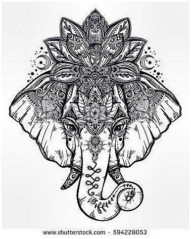 Spiritual Awakening Tattoos Symbol Sign (230)