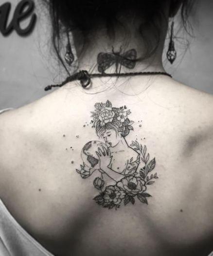 Spiritual Awakening Tattoos Symbol Sign (36)