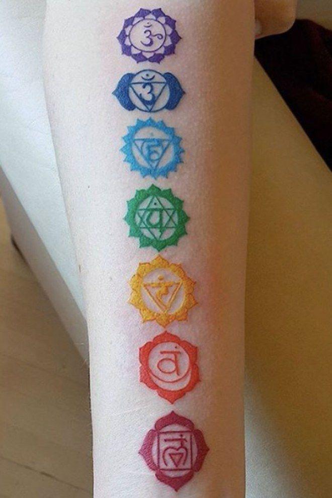 Spiritual Awakening Tattoos Symbol Sign (38)