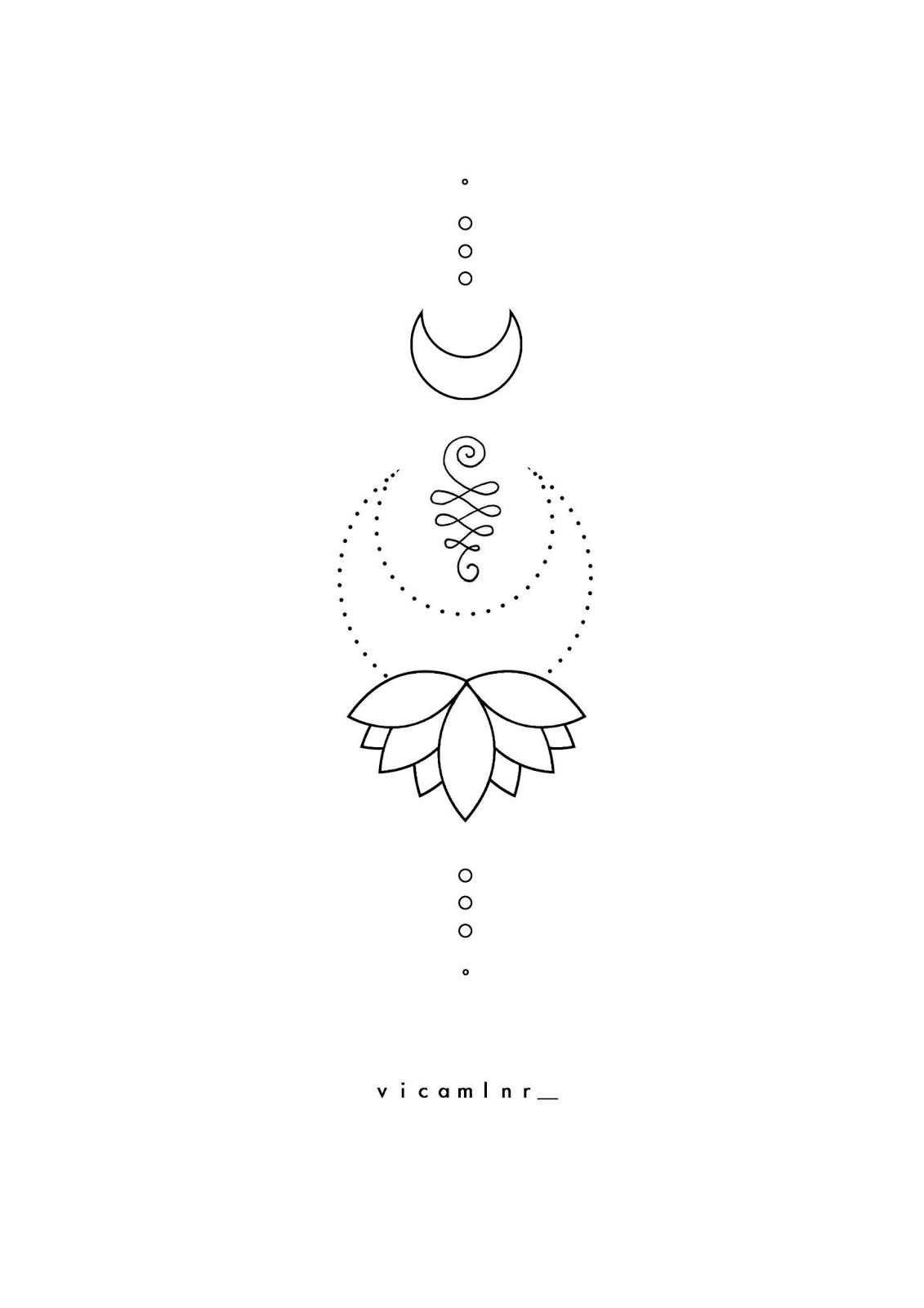 Spiritual Awakening Tattoos Symbol Sign (42)