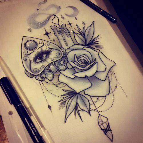 Spiritual Awakening Tattoos Symbol Sign (90)