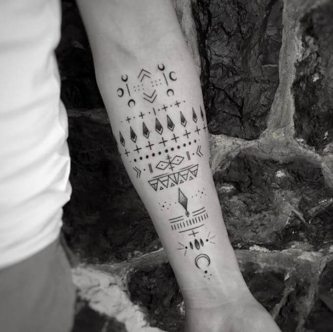 Tattoos For Guys On Forearm