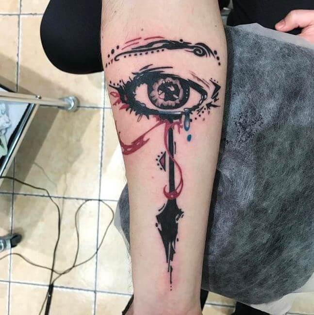 Women Forearm Tattoos