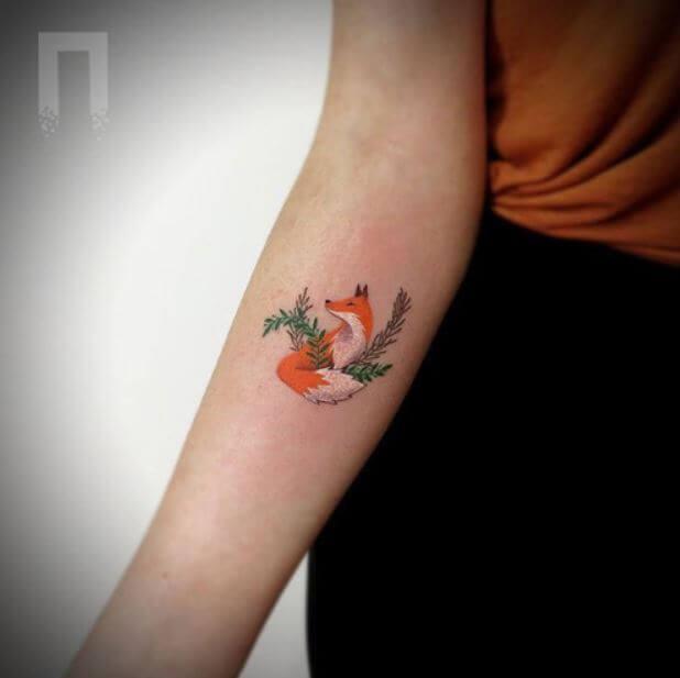 Womens Forearm Tattoos