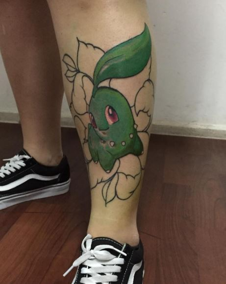 Pokemon Tattoo 14