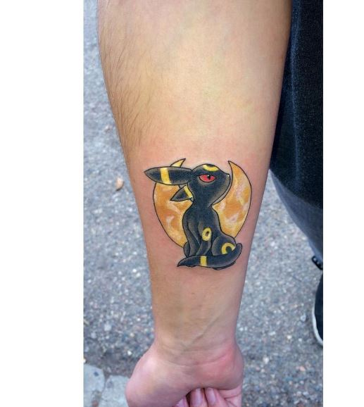 Pokemon Tattoo 15