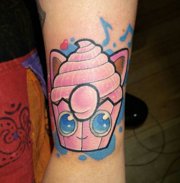 Pokemon Tattoo 21
