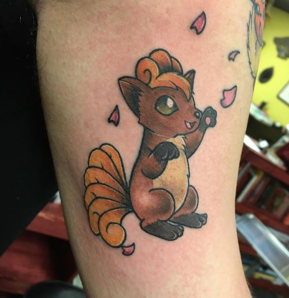 Pokemon Tattoo 27