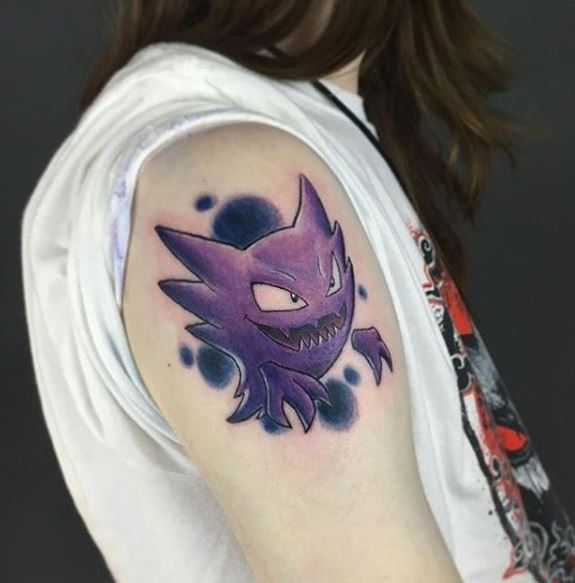 Pokemon Tattoo 41