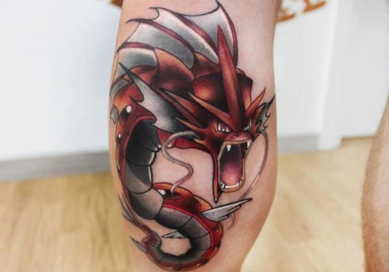 Pokemon Tattoo 49