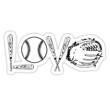 Baseball Tattoo Player Cross Bat (24)