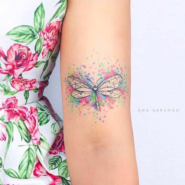 Cute Small Tattoo Designs For Girls Female Women (104)