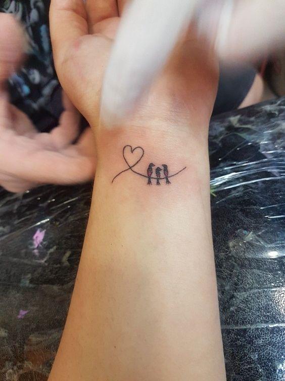 Cute Small Tattoo Designs For Girls Female Women (110)