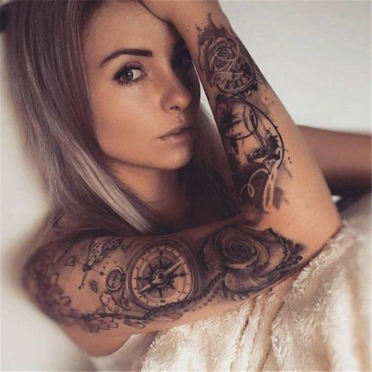 Cute Small Tattoo Designs For Girls Female Women (127)