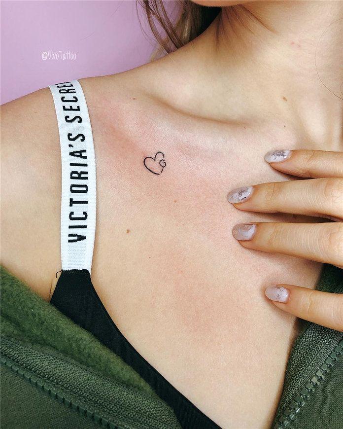 Cute Small Tattoo Designs For Girls Female Women (169)