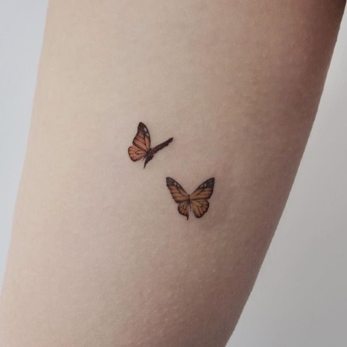 Cute Small Tattoo Designs For Girls Female Women (17)